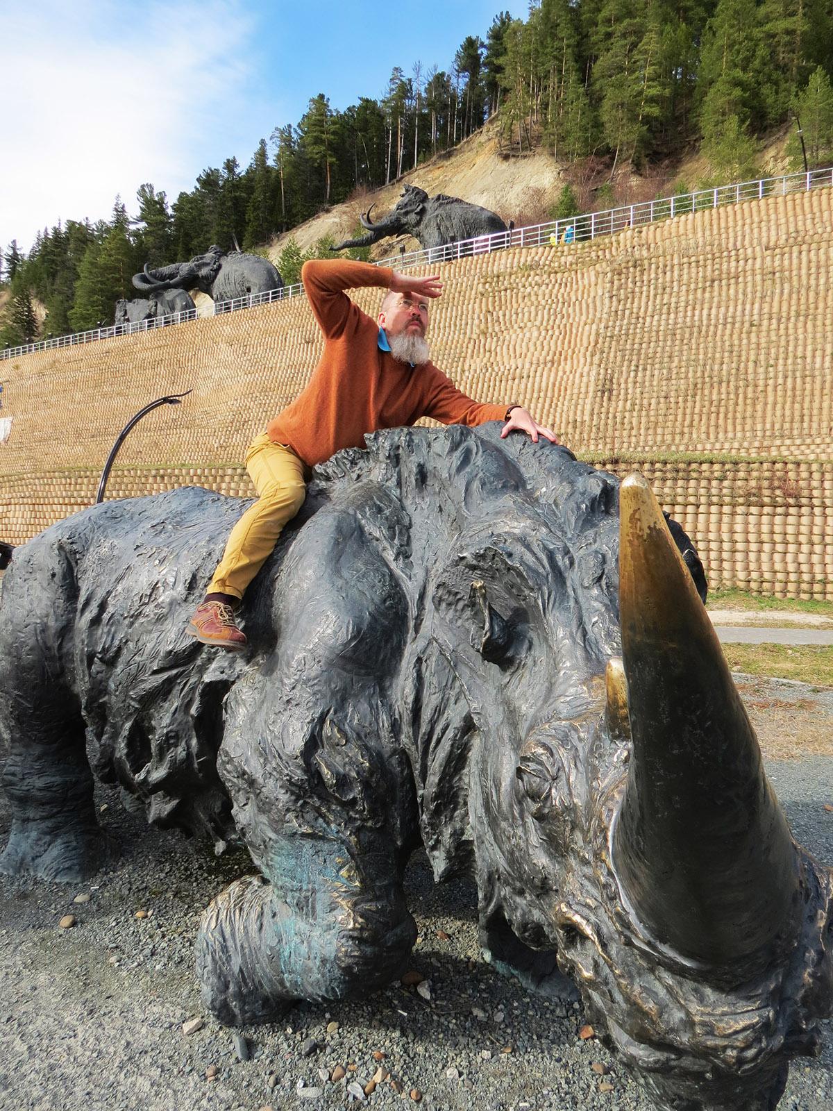 Верхом на ледниковом носороге